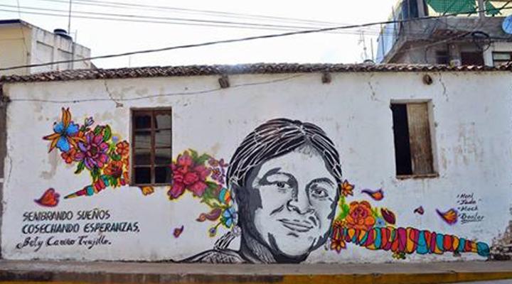 1° Colaboratorio de Saberes: Homenaje a Bety Cariño