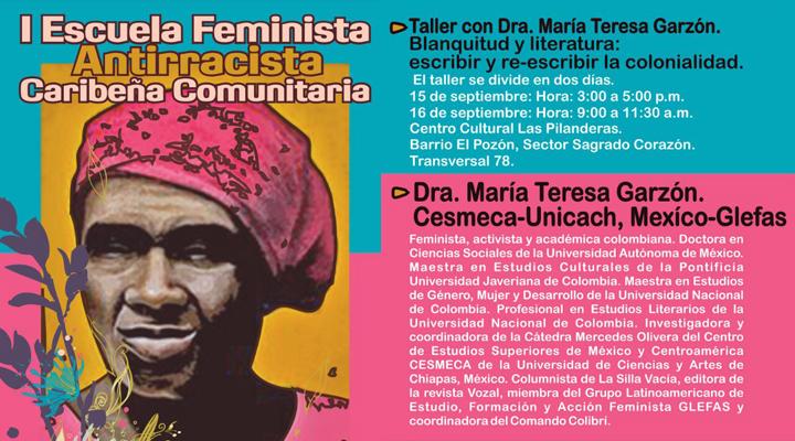I Escuela feminista antirracista caribeña comunitaria