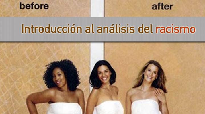 """Seminario virtual """"Introducción al análisis del racismo"""" – 15 noviembre"""